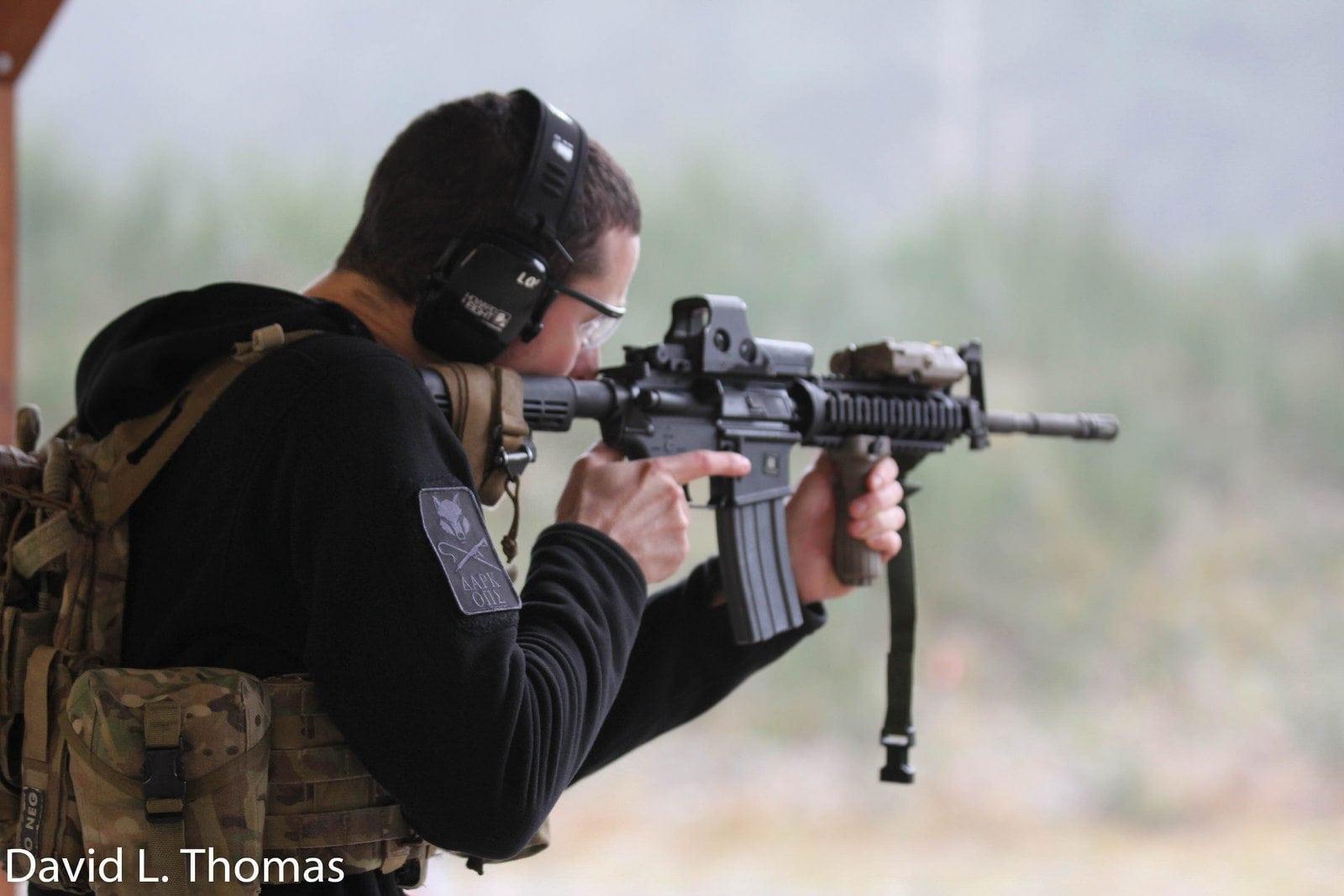 Arden Tough Brian Rifle