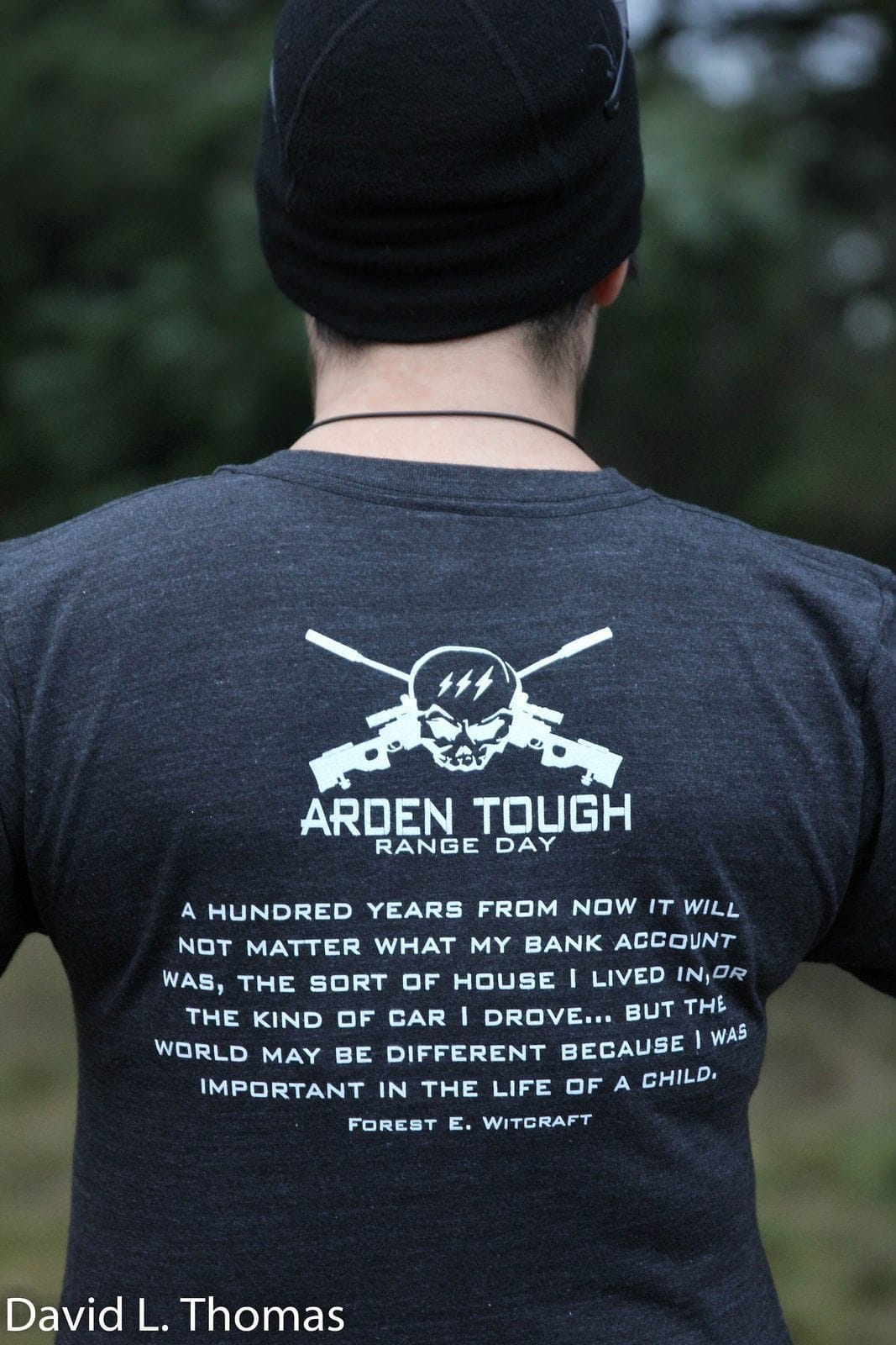 Arden Tough Shirt