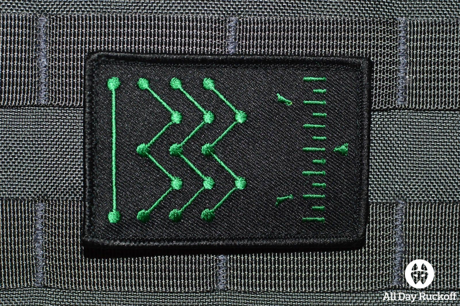 Brian's Backpacking Blog Patch