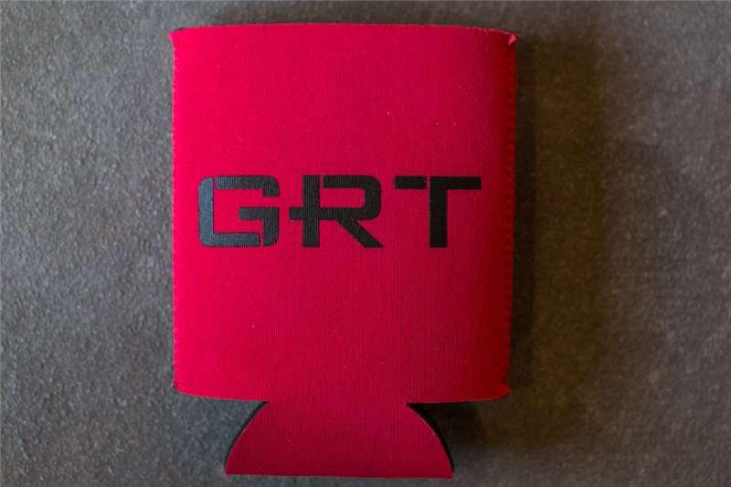 GORUCK GRT Koozie Red