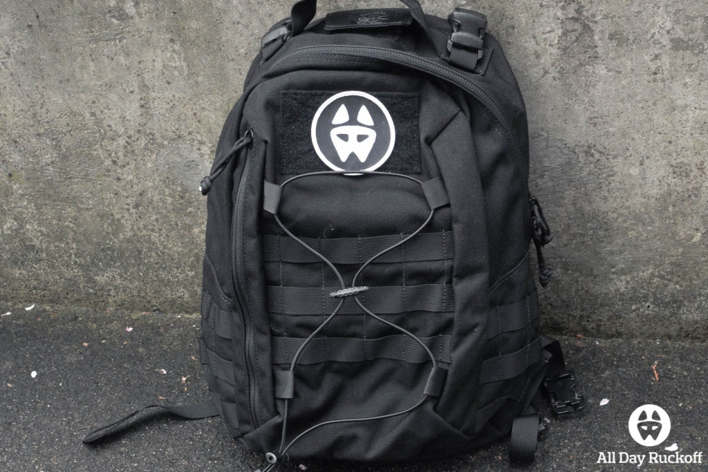 Tactical Tailor Removable Operator Pack - Front