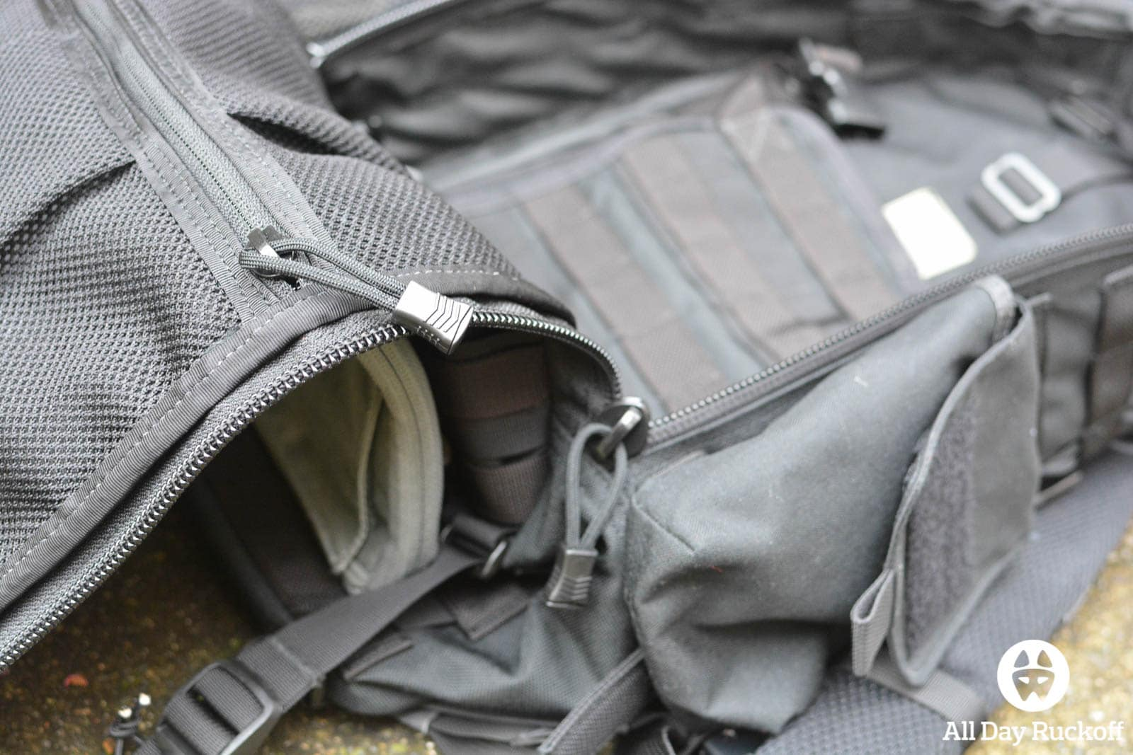 Triple Aught Design Litespeed Review - Near Complete Opening Outside