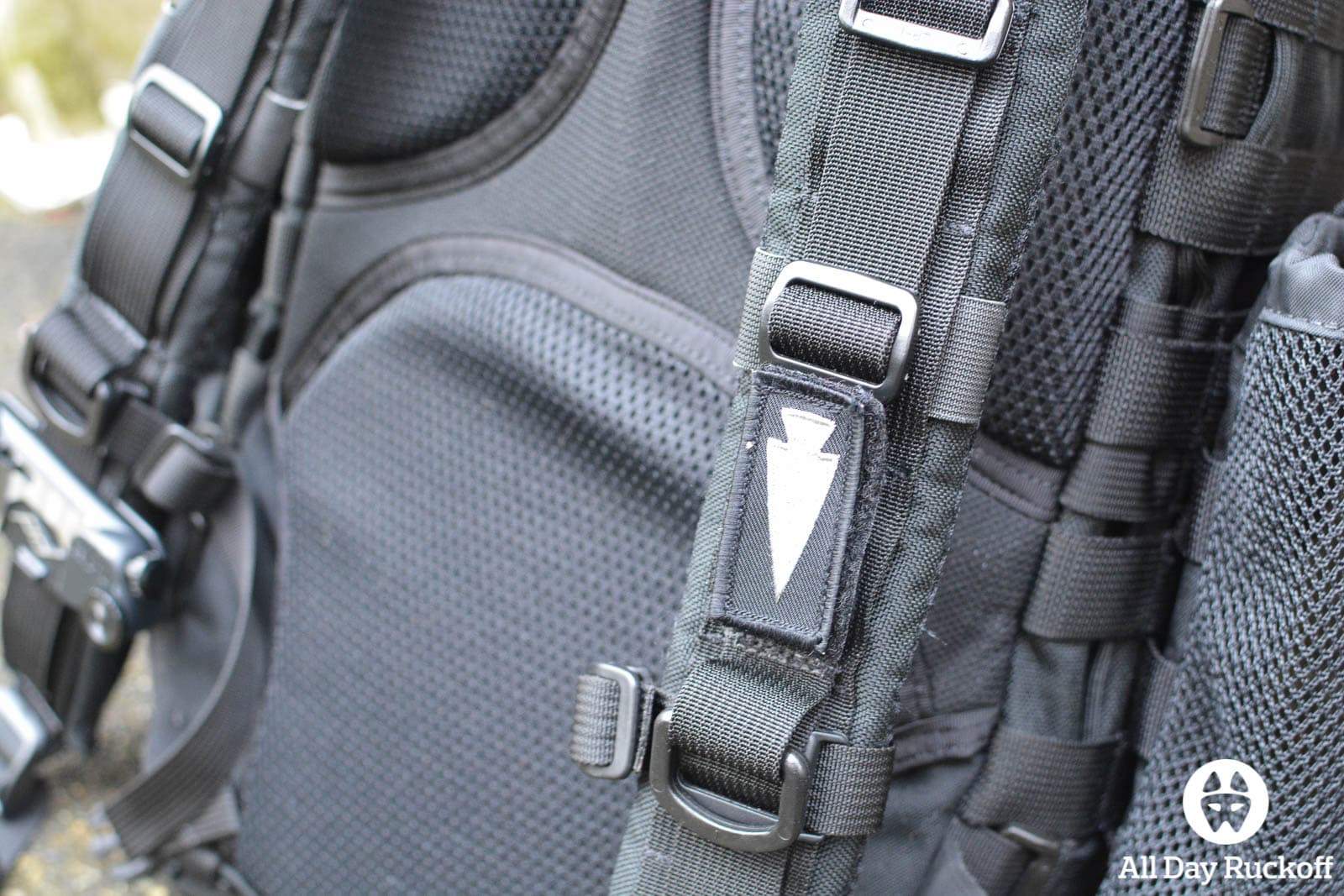 Triple Aught Design Litespeed Review - Ruck Works Patch PALS