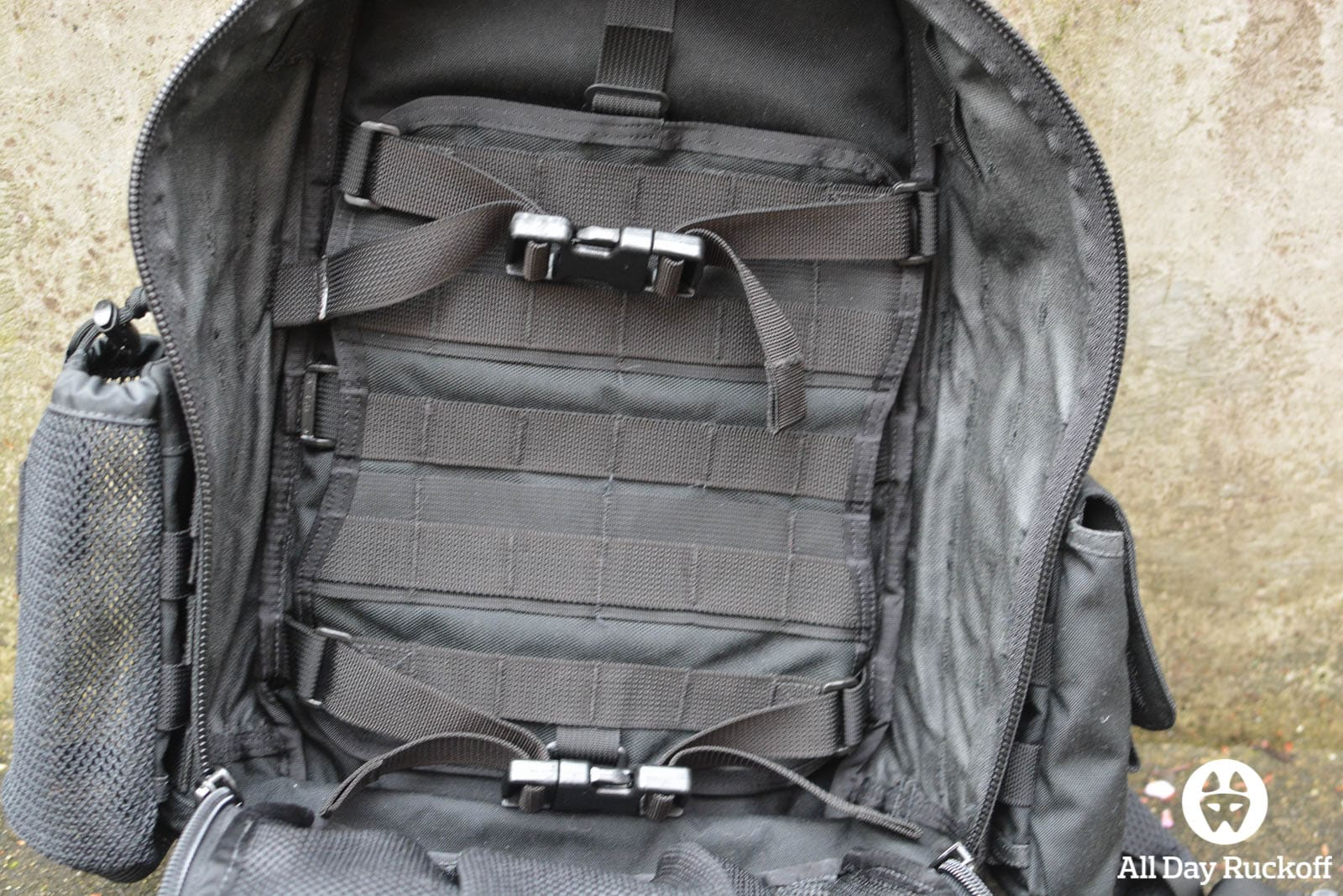 Triple Aught Design Litespeed Review - Wall of MOLLE