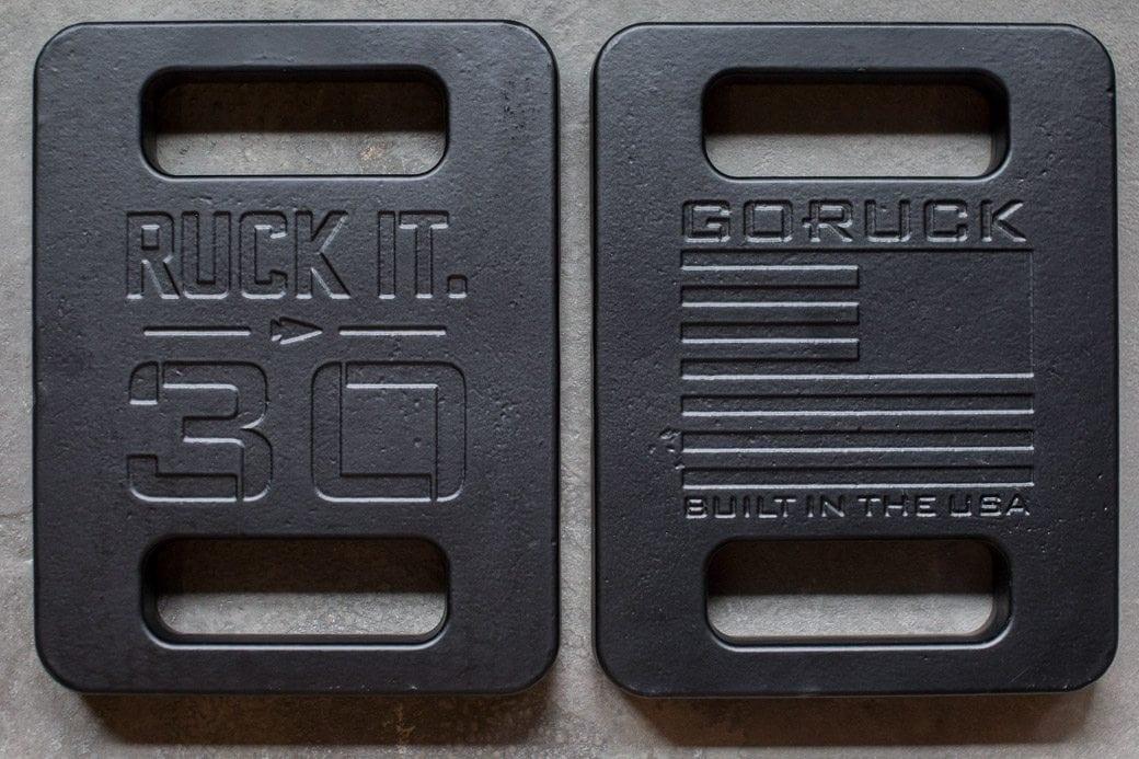 GORUCK 30 lb Weight