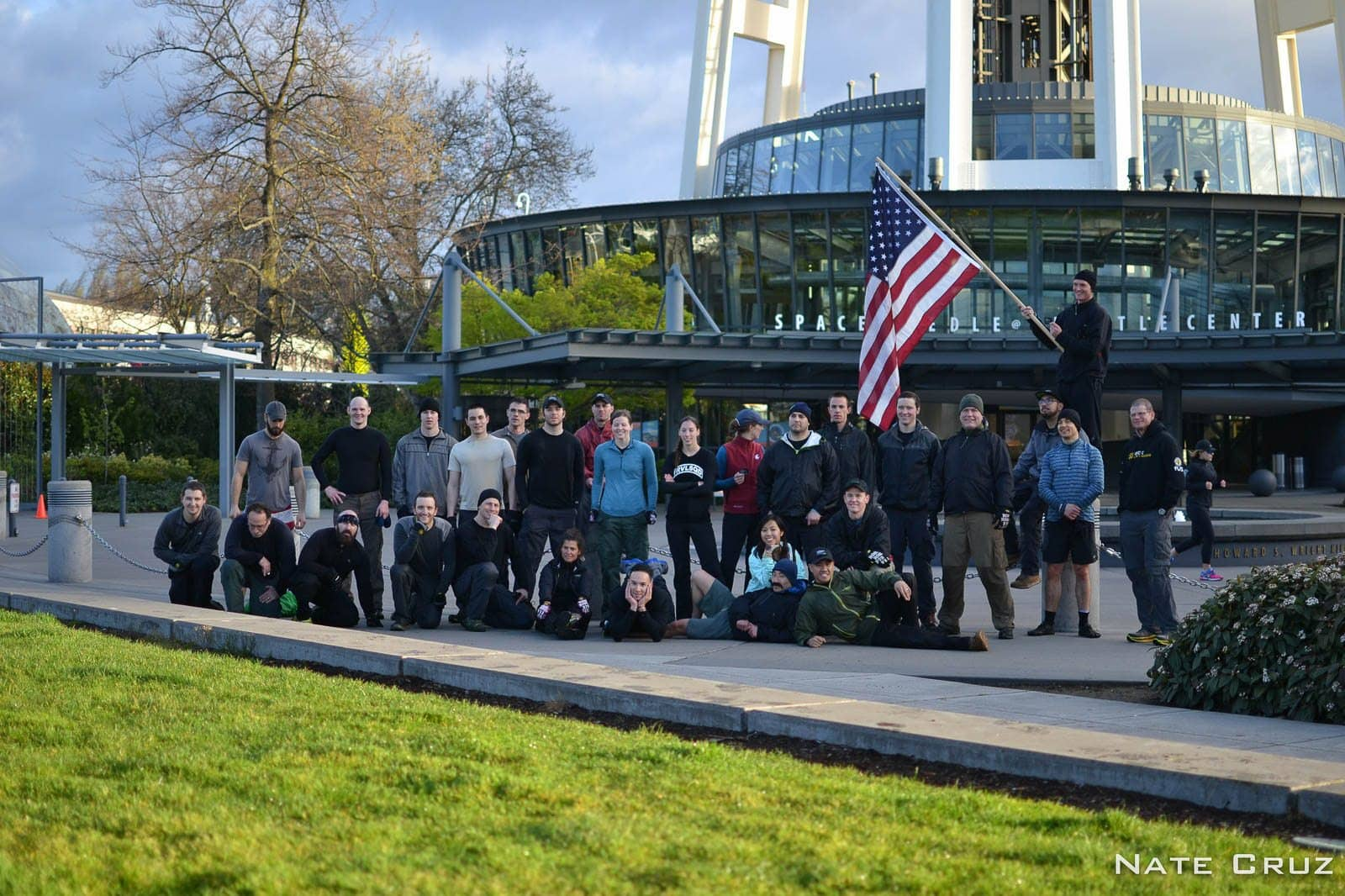 GORUCK Challenge 1395 - Group Shot