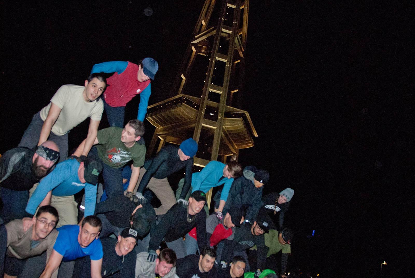 GORUCK Challenge 1395 - Pyramid