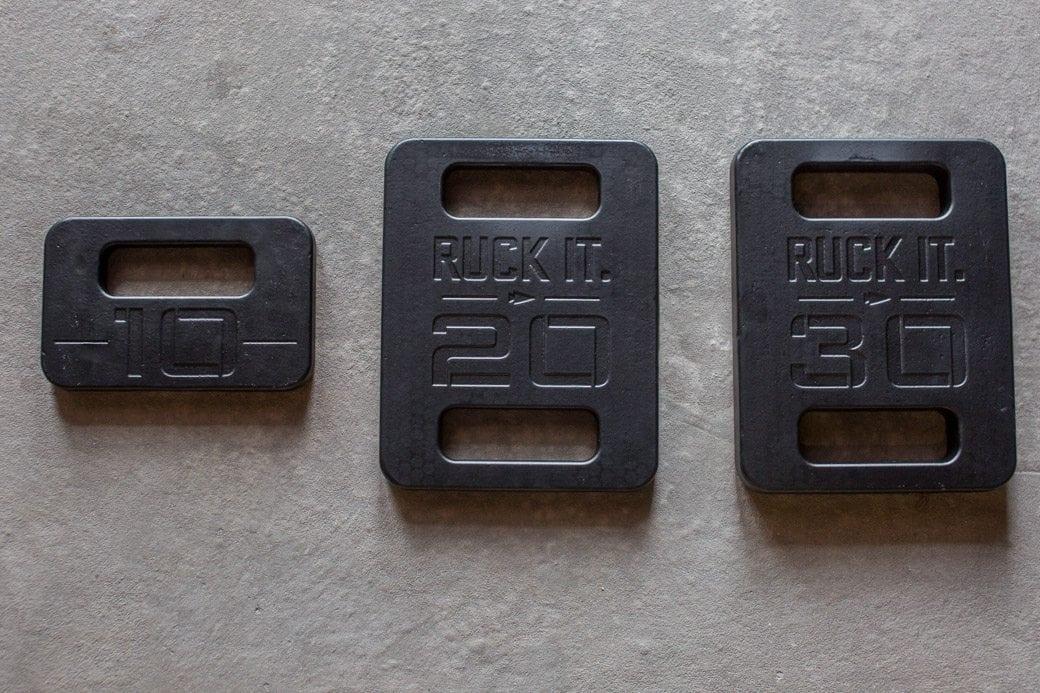 The first GORUCK Ruck Plates