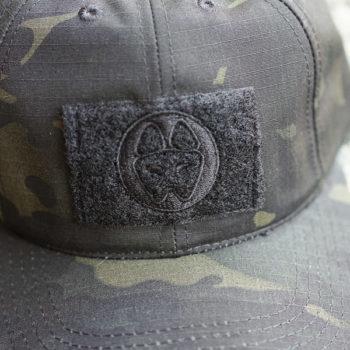 50/50 Nylon/Cotton Ripstop Hat