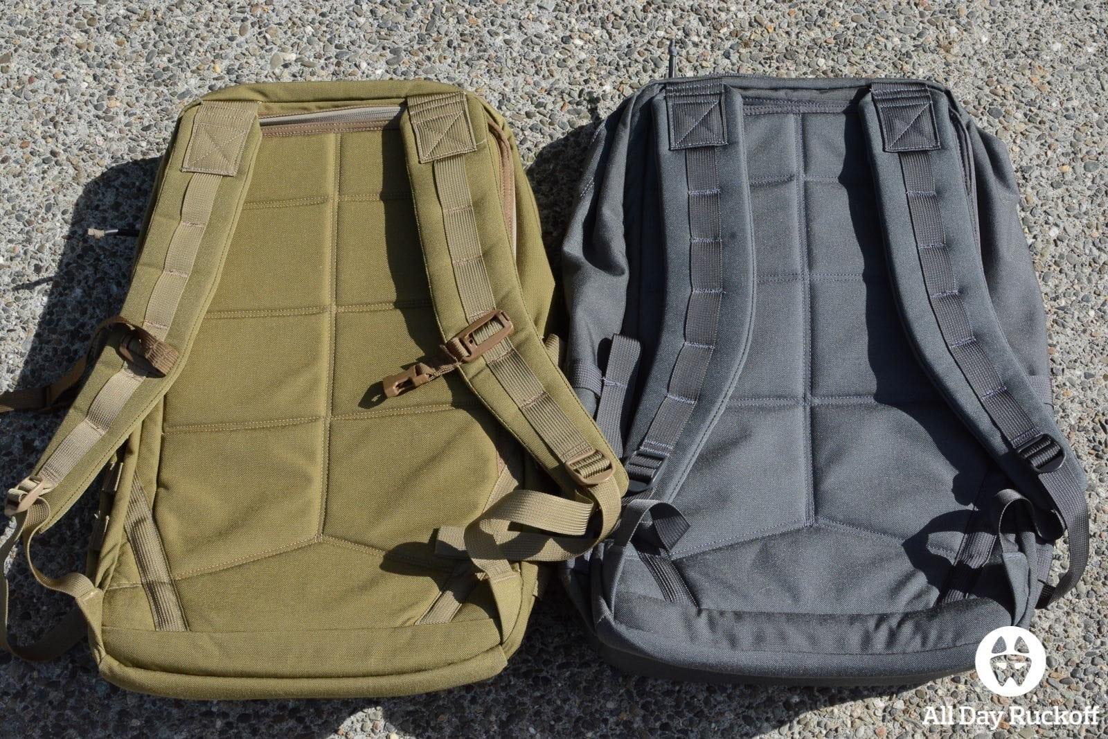GR2 Comparison - Back