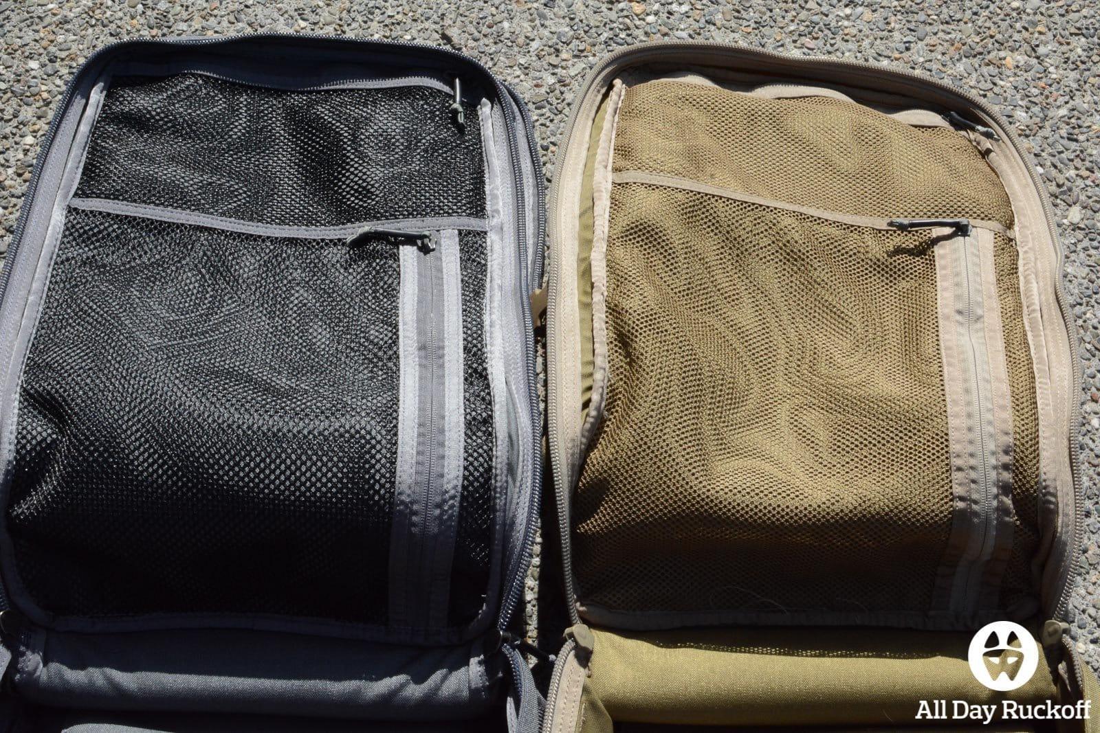 GR2 Comparison - Open Back Middle