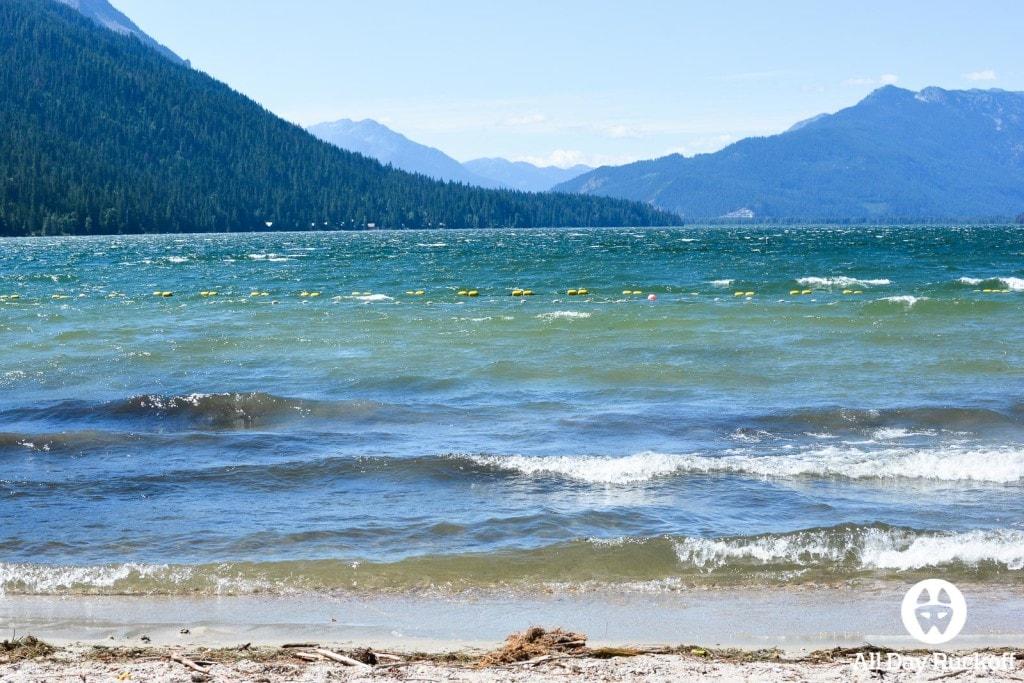 Camping Lake 2014