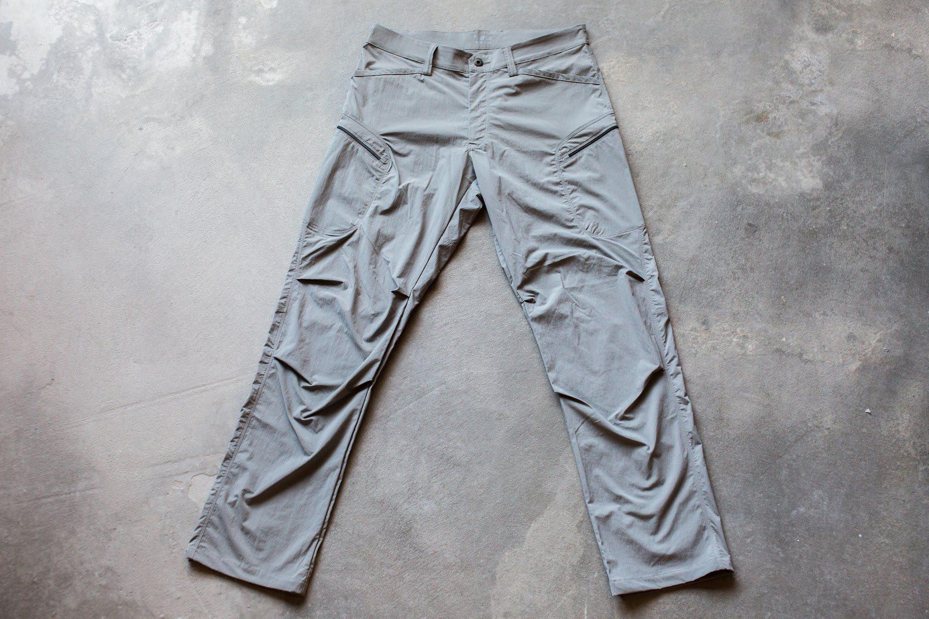 GORUCK Challenge Pant Dark Grey Front