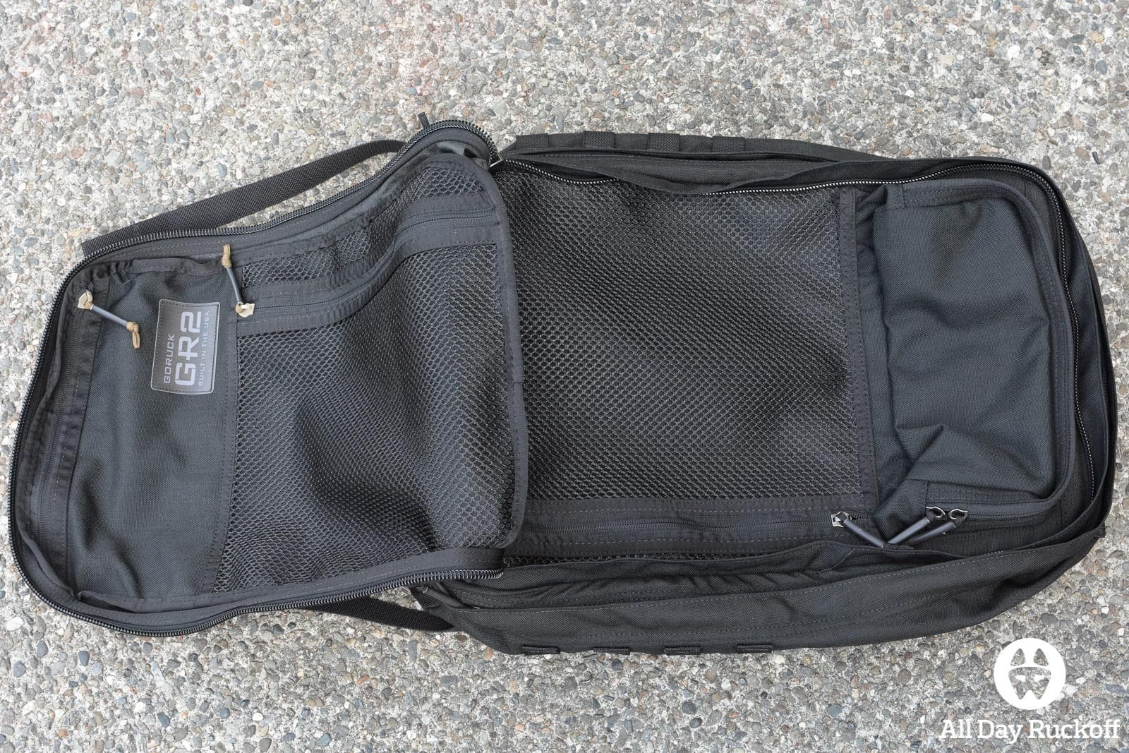 GORUCK GR2 34L - Second Inside