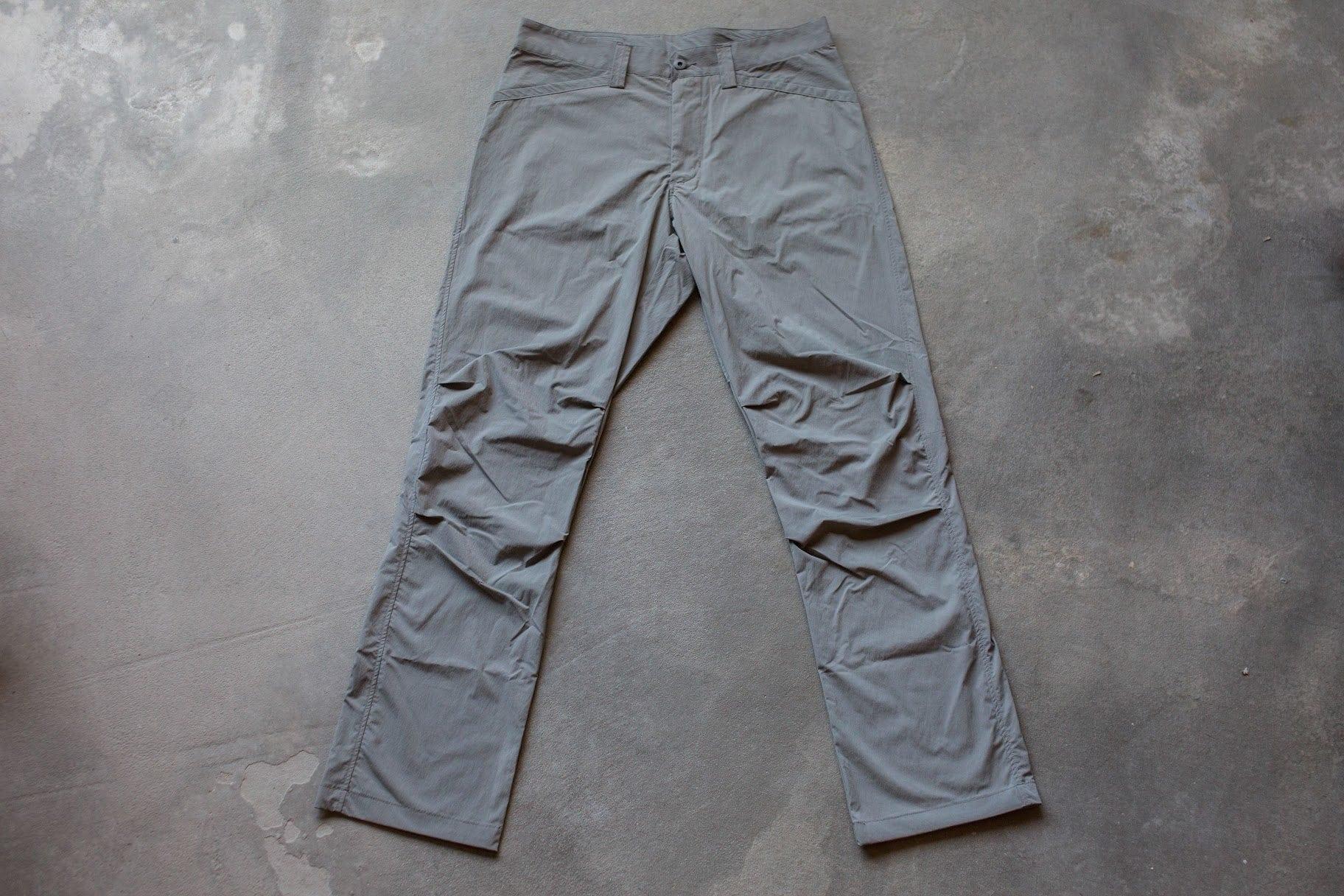 GORUCK Simple Pant Grey