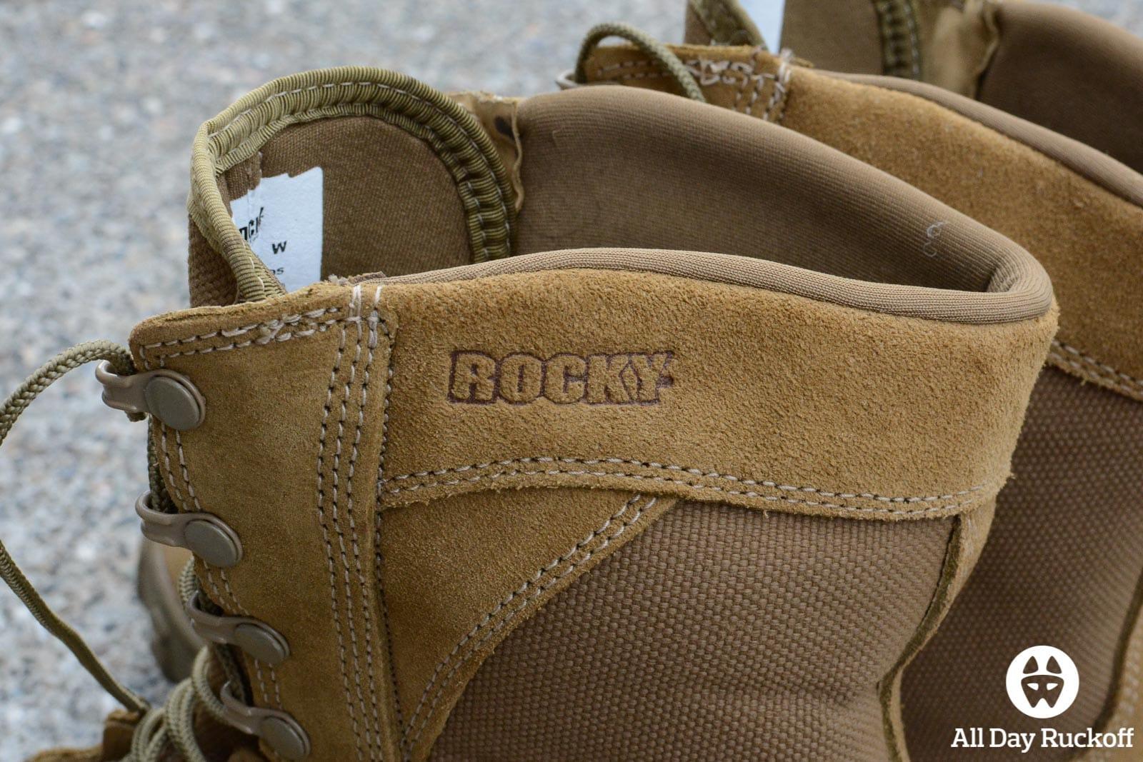 Rocky S2V - Logo