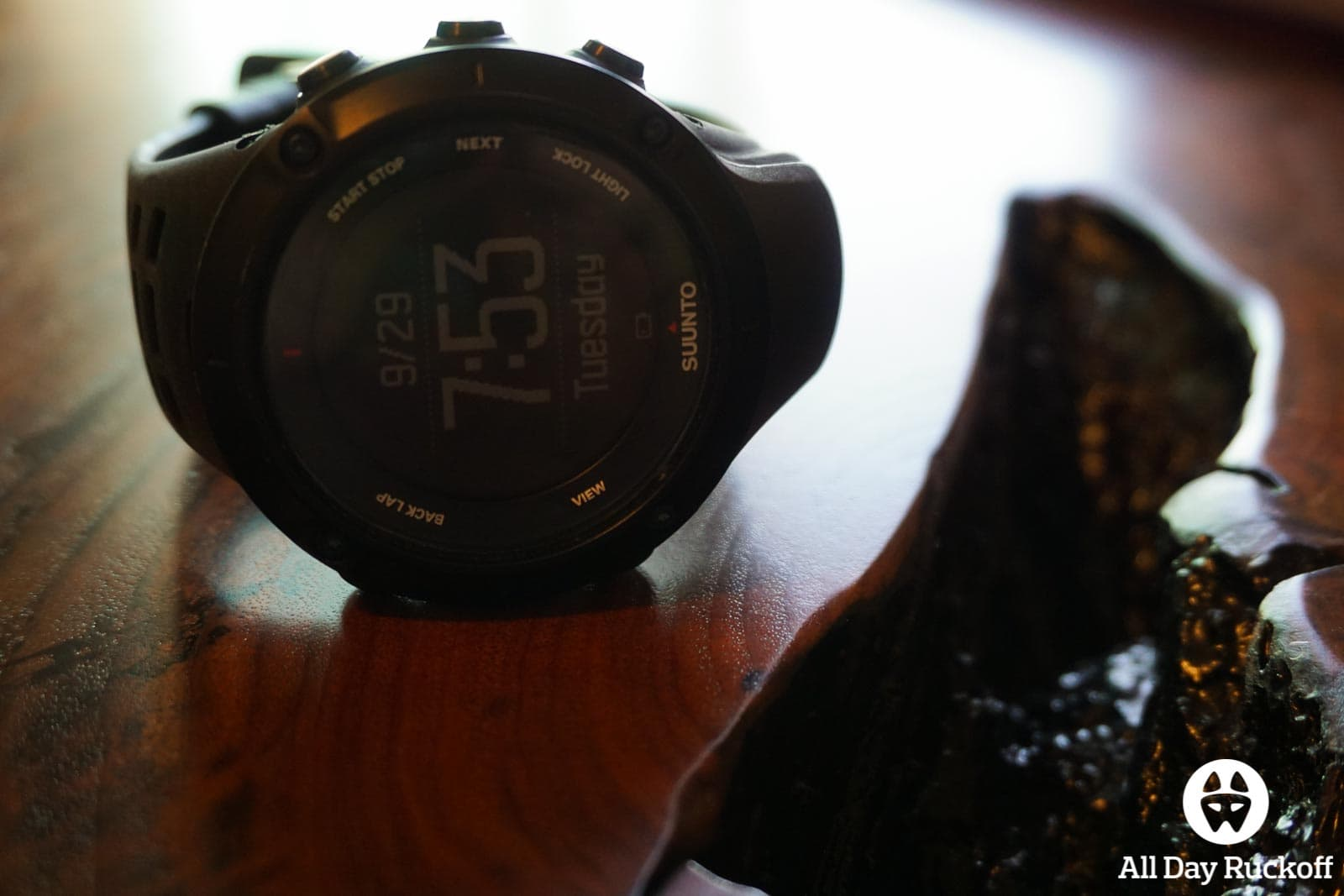 Suunto Ambit3 Peak - Desk
