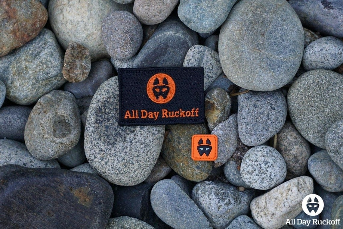 ADR Halloween 2015 Patch Set - Rocks