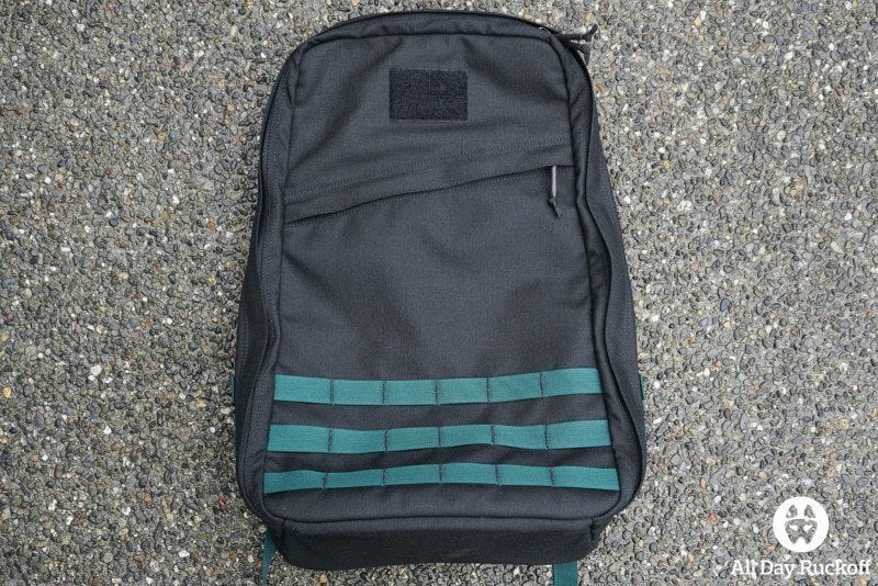 GORUCK Rucker - Front Tall