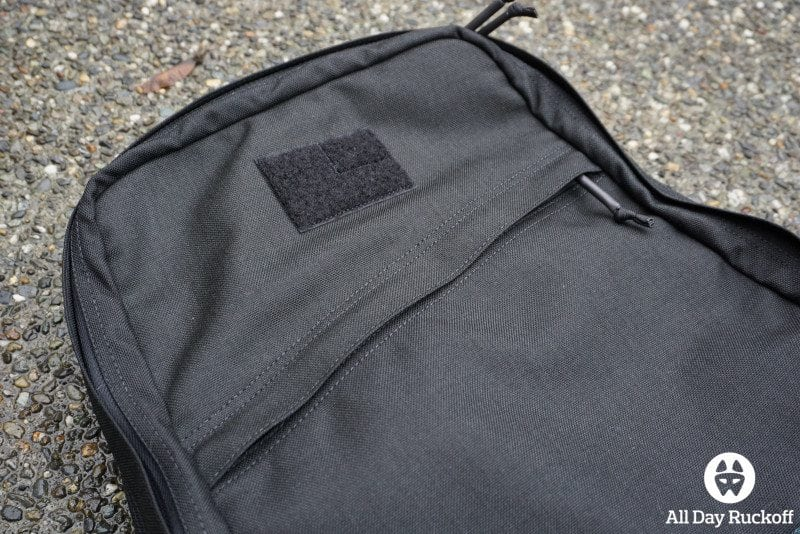 GORUCK Rucker - Front Top