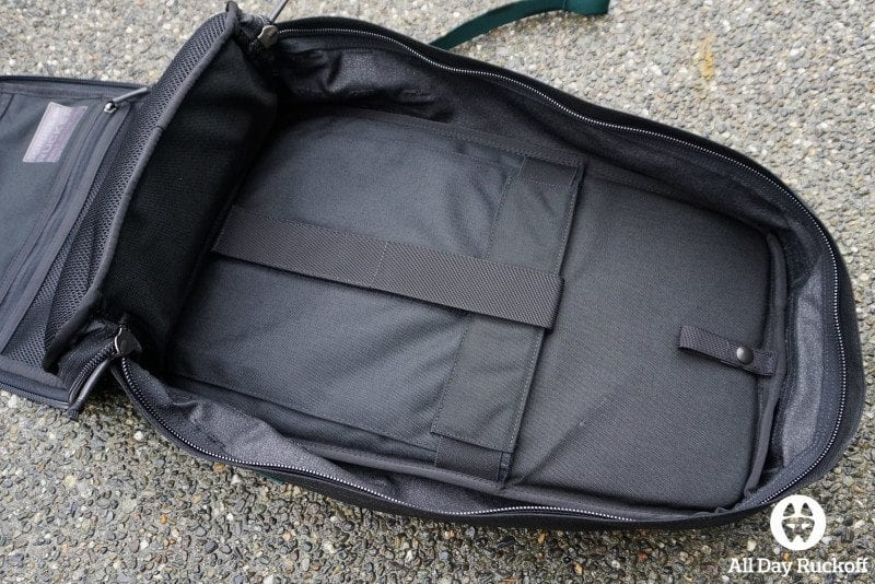 GORUCK Rucker - Inside Back