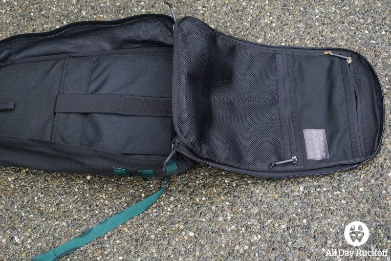 GORUCK Rucker - Inside Open