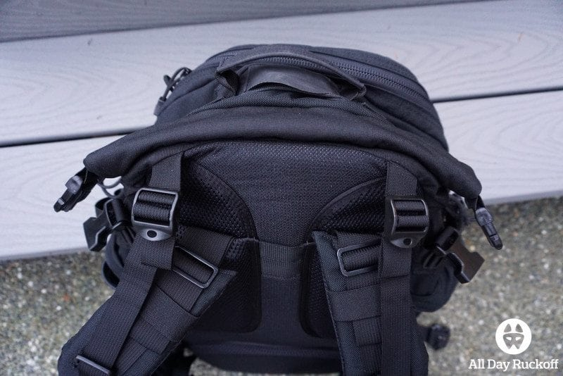 TAD FAST Pack EDC 2015 - Laptop Area 3