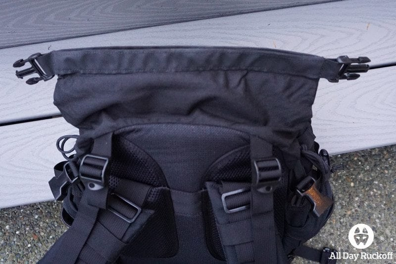 TAD FAST Pack EDC 2015 - Laptop Area 4