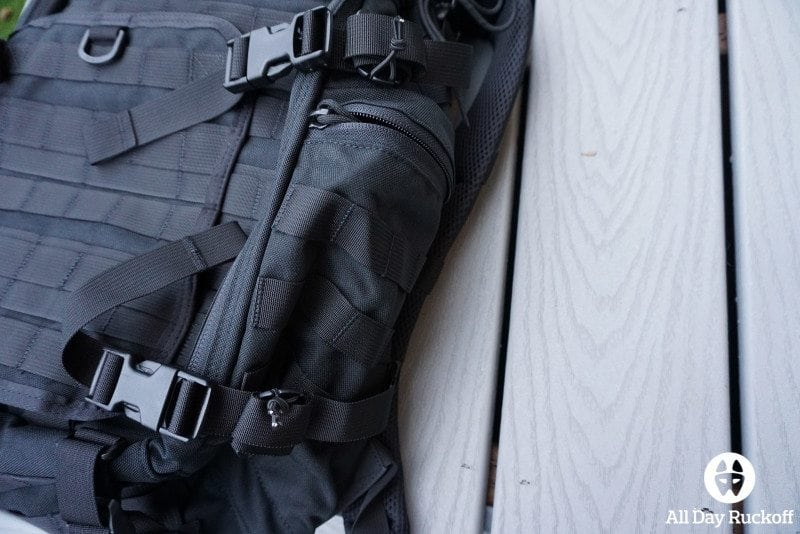 TAD FAST Pack EDC 2015 - Side Right
