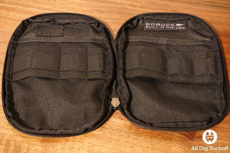 GORUCK Tool Pouch - Inside Empty