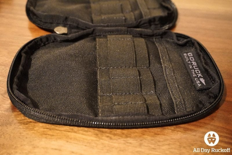 GORUCK Tool Pouch - Inside Sew Points