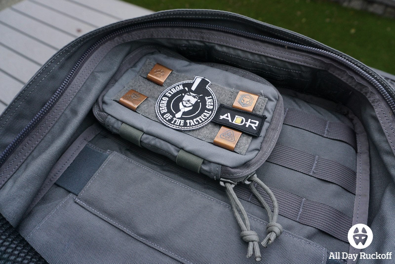 Fight Light Admin Pouch Enhanced By Tactical Tailor