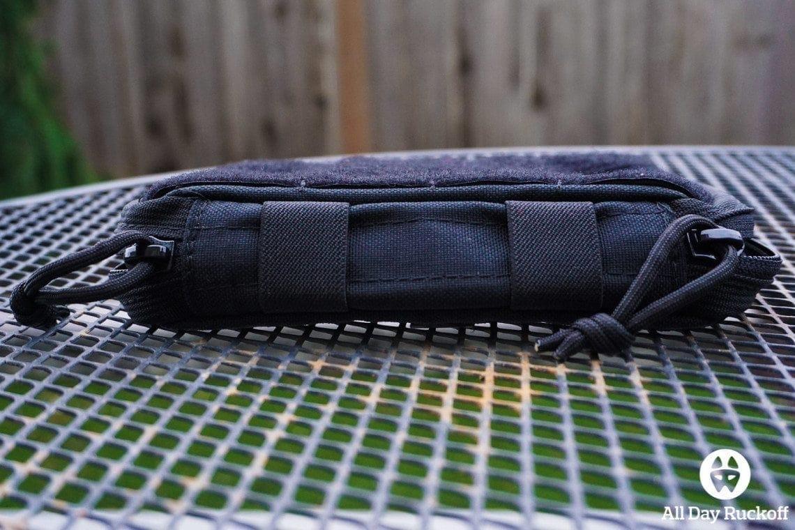 Tactical Tailor Admin Pouch Enhanced - Flat Bottom