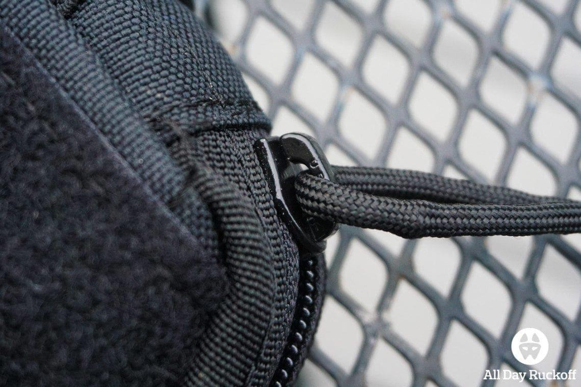 Tactical Tailor Admin Pouch Enhanced - Zipper USA