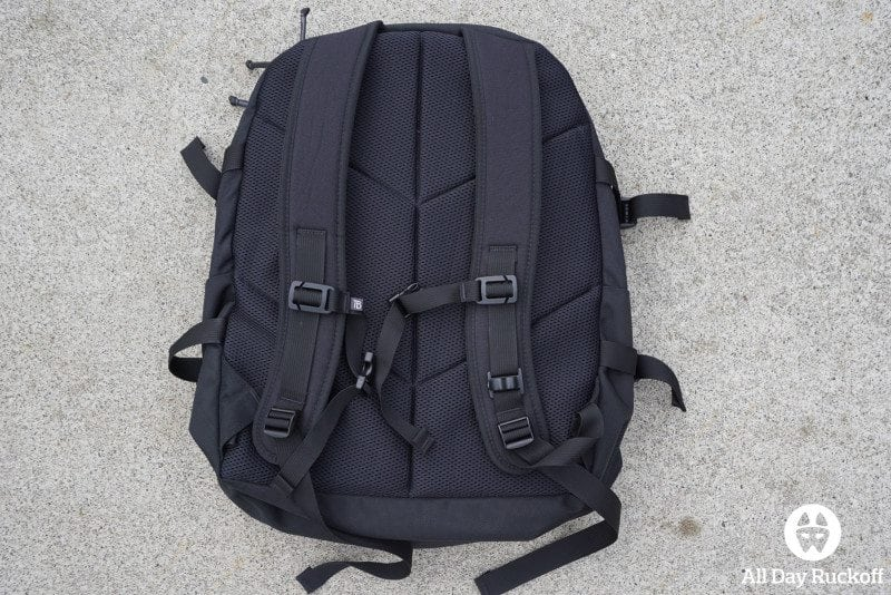 Tom Bihn Brain Bag - Back