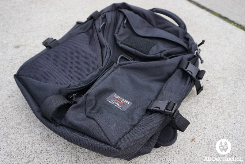 Tom Bihn Brain Bag - Front Side