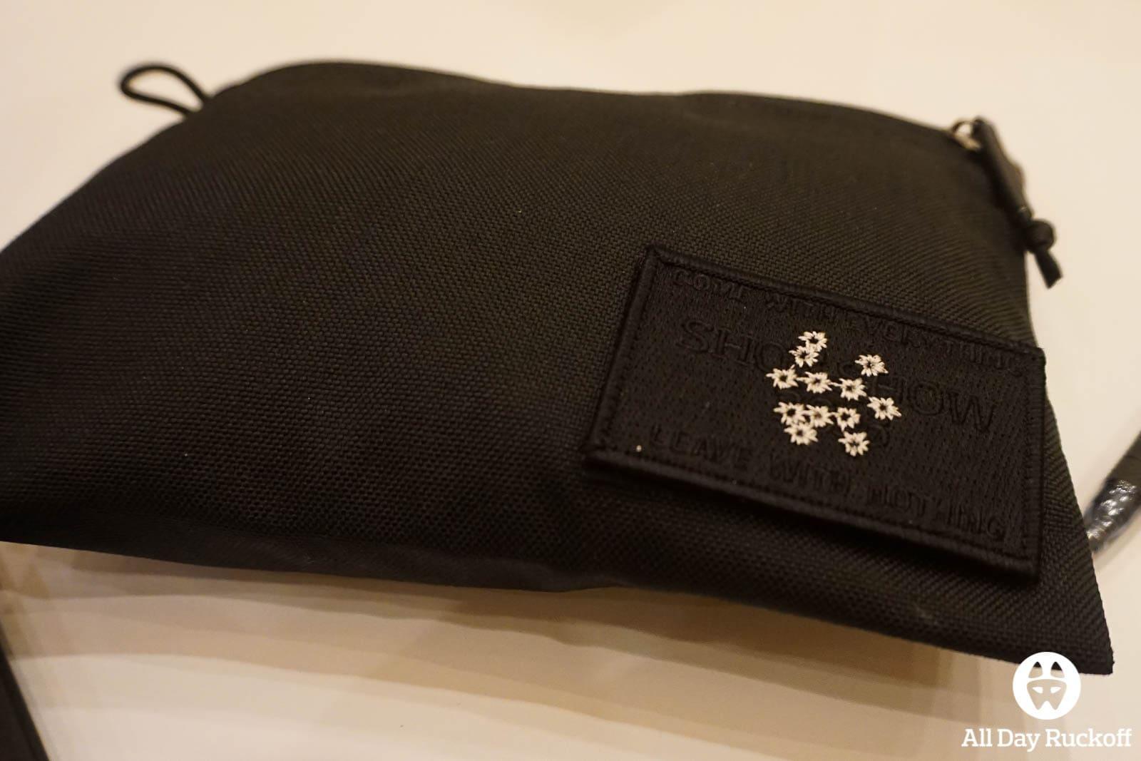 ADR SHOT Show 2016 Patch Bag