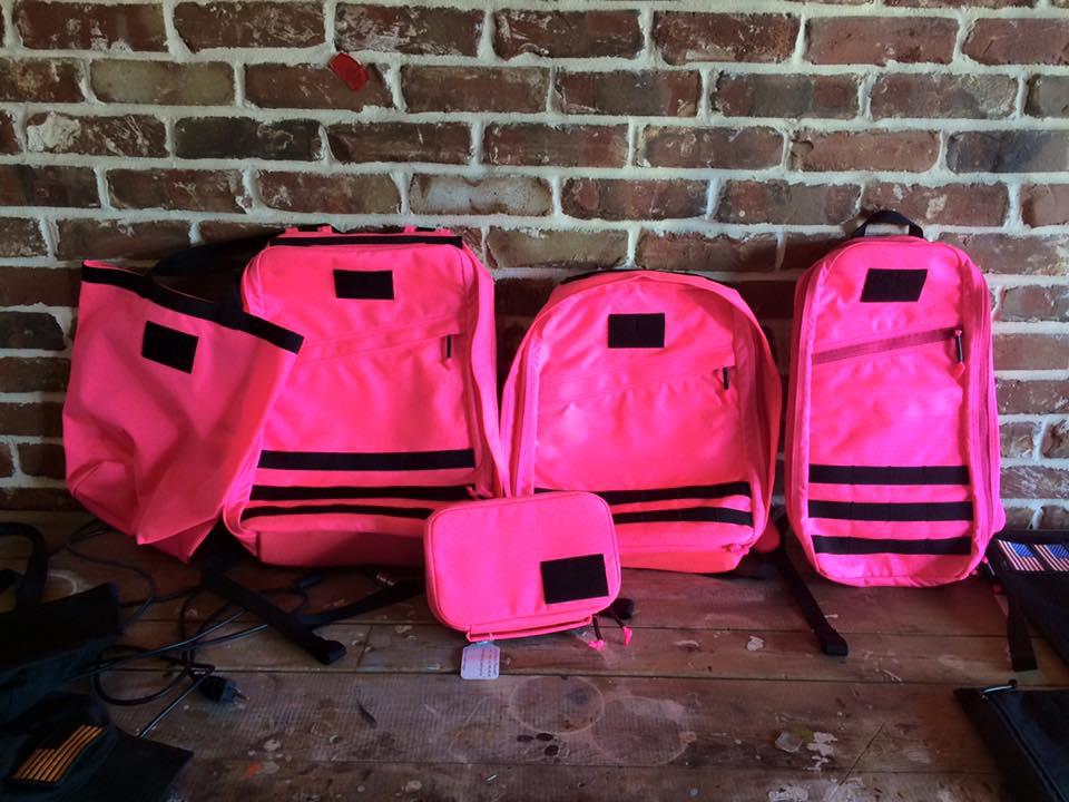 GORUCK Pink Gear