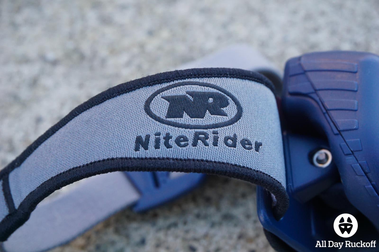 NiteRider Adventure 180 - Band Name