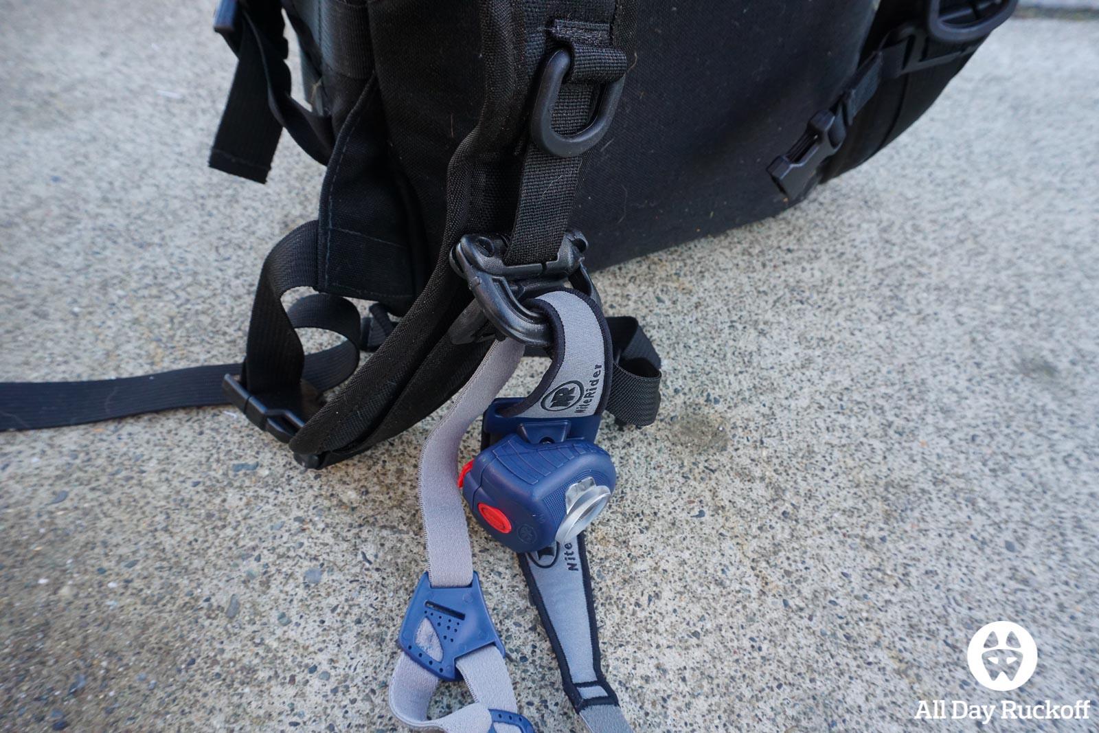NiteRider Adventure 180 - Locked In