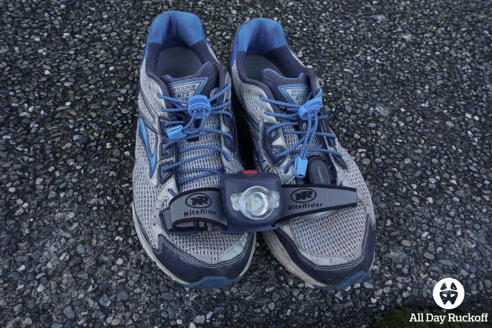 NiteRider Adventure 180 - Running Shoes Bottom