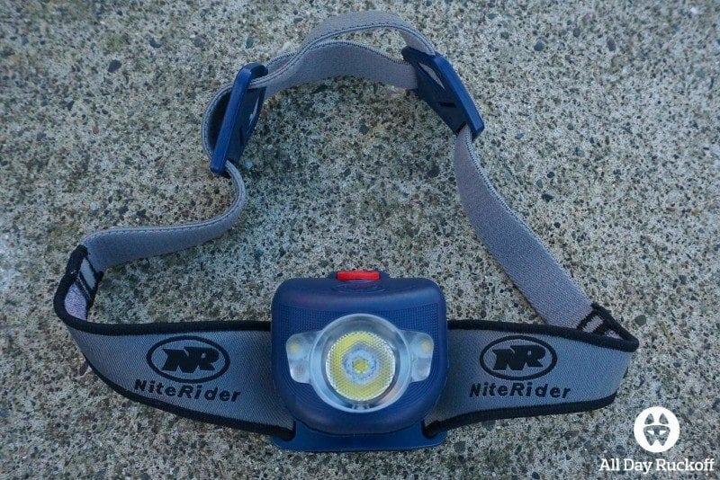 Nite Rider Adventura 180 - Spread