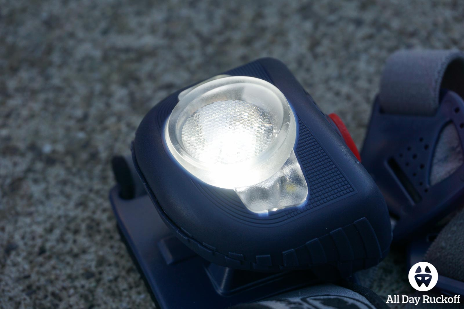 NiteRider Adventure 180 - White Light