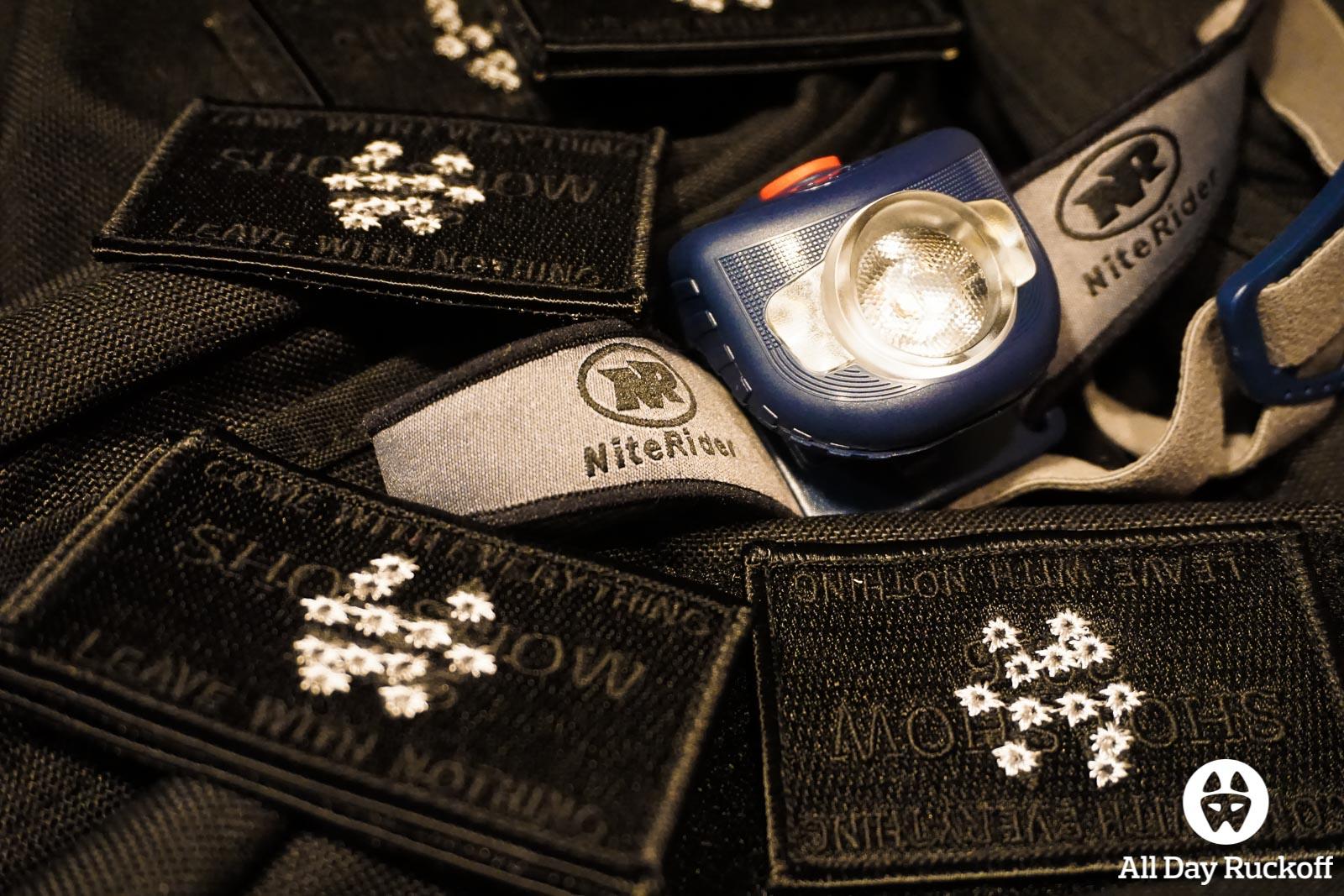 Nite Rider Adventure 180 - Patches