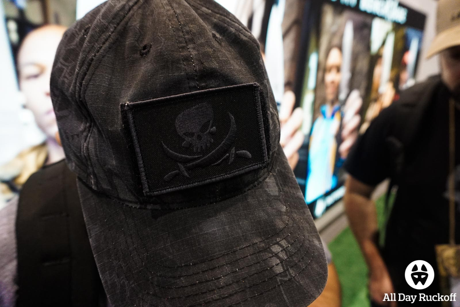 SHOT Show 2016 - ADR Hat