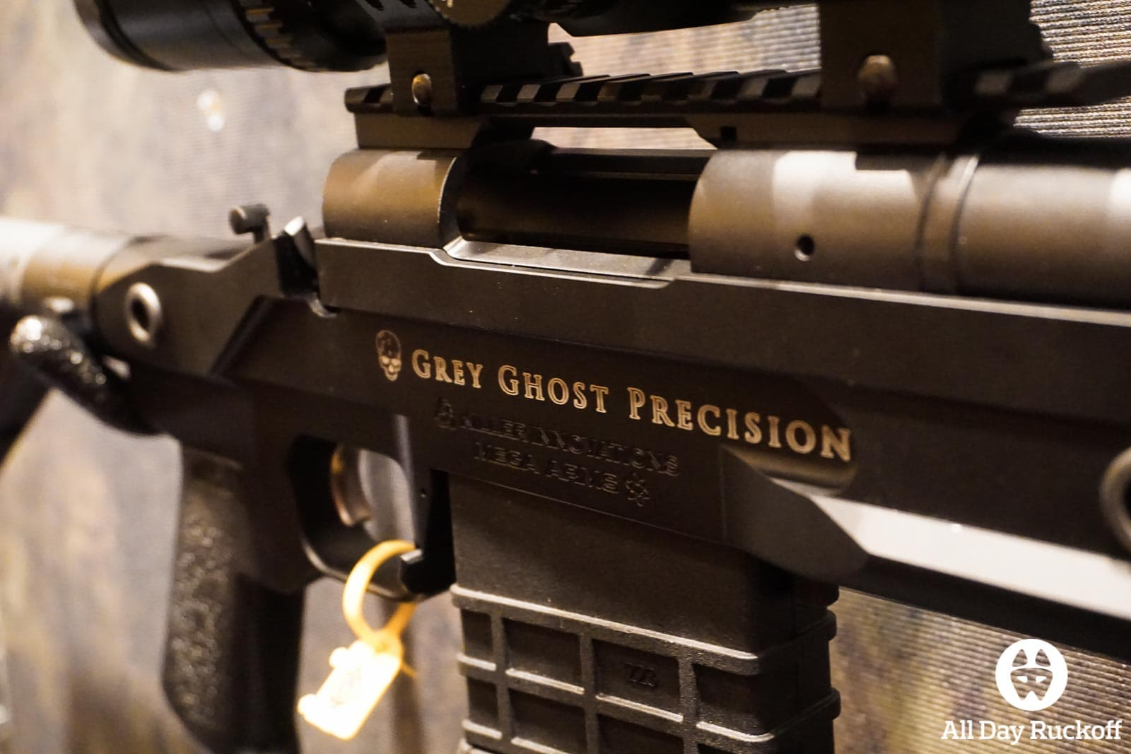 SHOT Show 2016 - Grey Ghost Precision 1