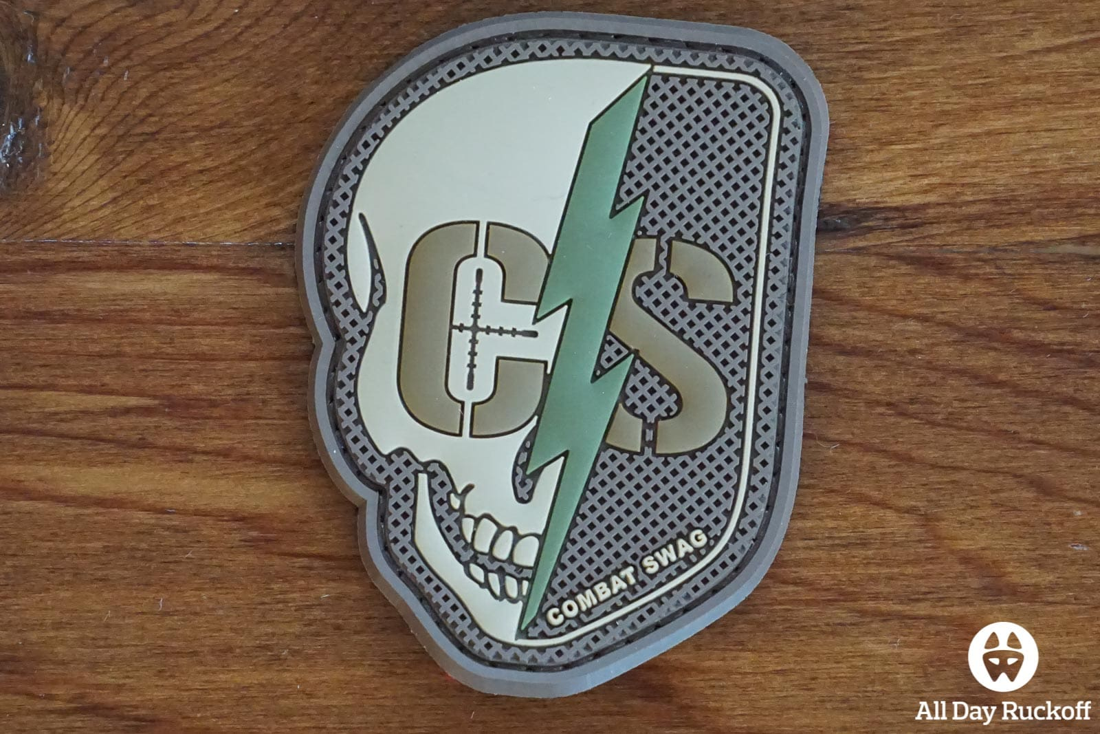 SHOT Show 2016 Patch - Combat Swag