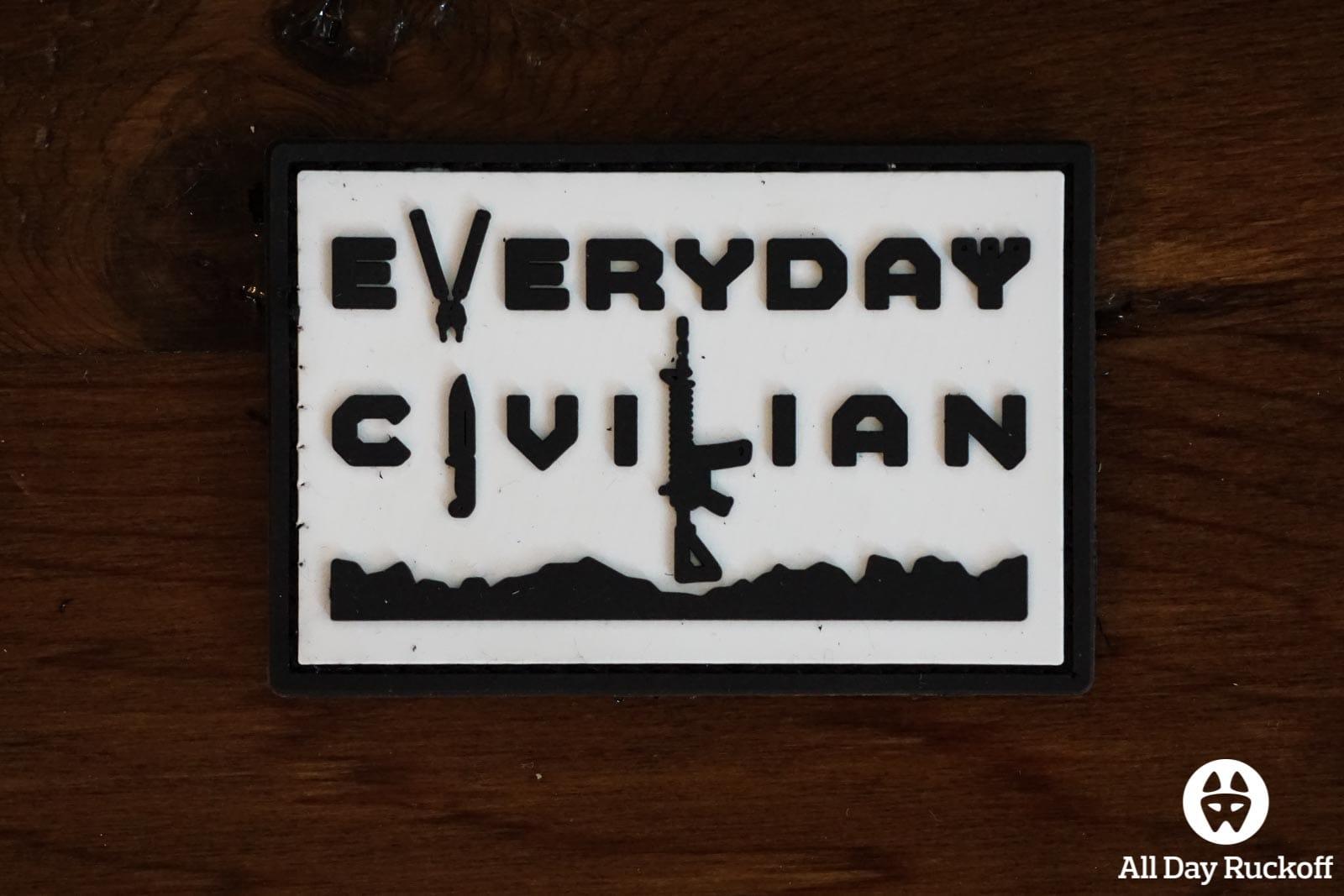 SHOT Show 2016 Patch - Everyday Civilian