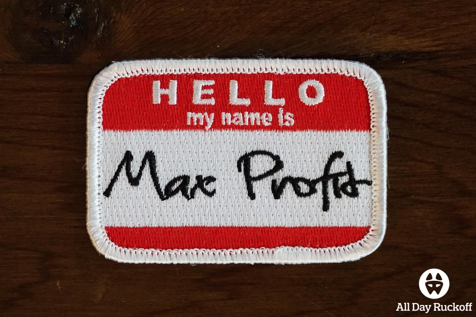 SHOT Show 2016 Patch - Max Profit