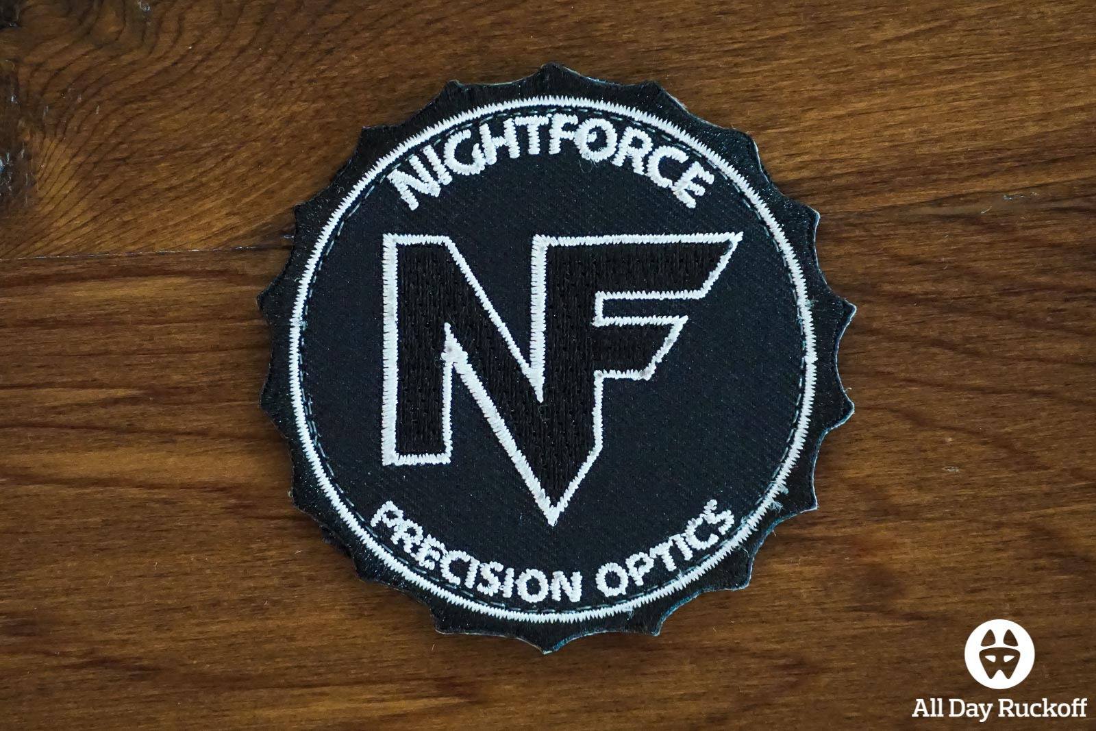 SHOT Show 2016 Patch - Night Force